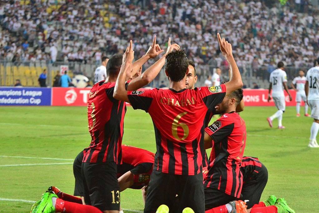 Le Zamalek est éliminé — Ligue des Champions