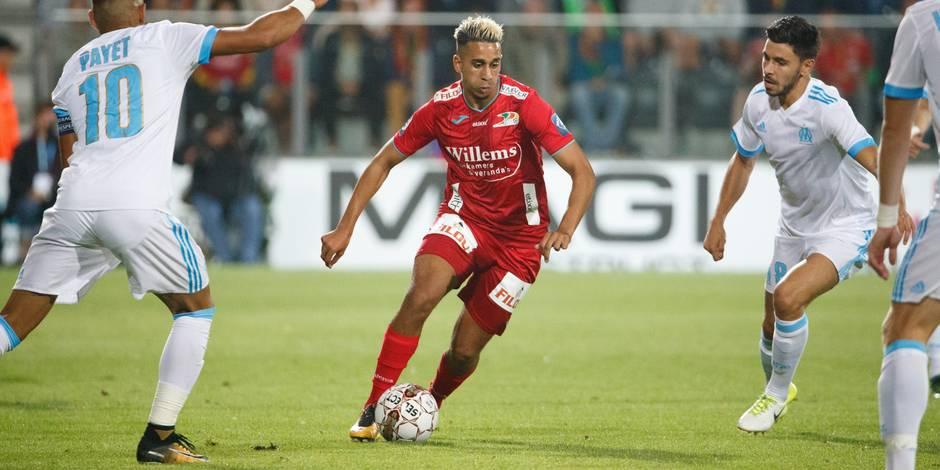 FC Nantes El Ghanassy s'engage 4 ans avec les Jaune et Vert