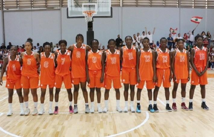 Les-12-basketteuses-ivoiriennes-pour-lAfrobasket-2017-1