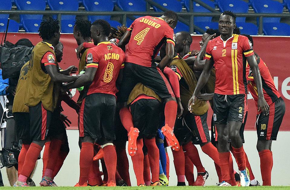 Qualificatifs Mondial 2018 : l'Ouganda l'emporte face à l'Egypte : 1-0
