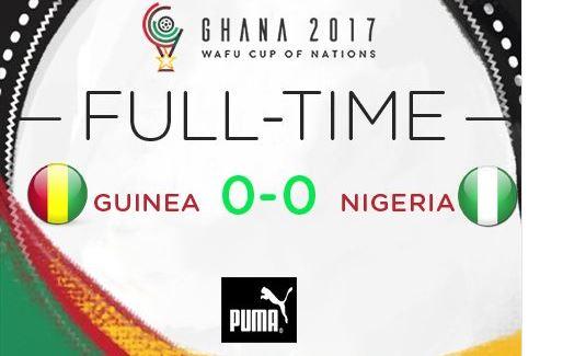Tournoi des Nations de l'UFOA : Le Ghana en demi-finales