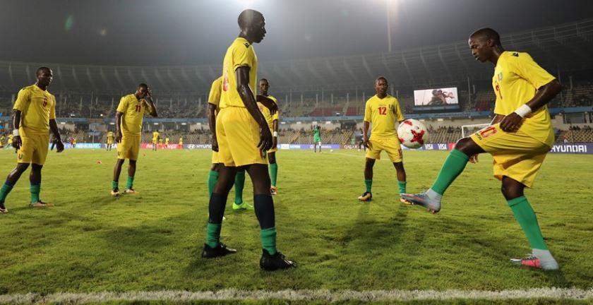 Mondial U17, Inde 2017: L'Allemagne élimine la Guinée