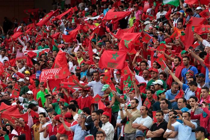 Un match à guichets fermés — Maroc-Gabon