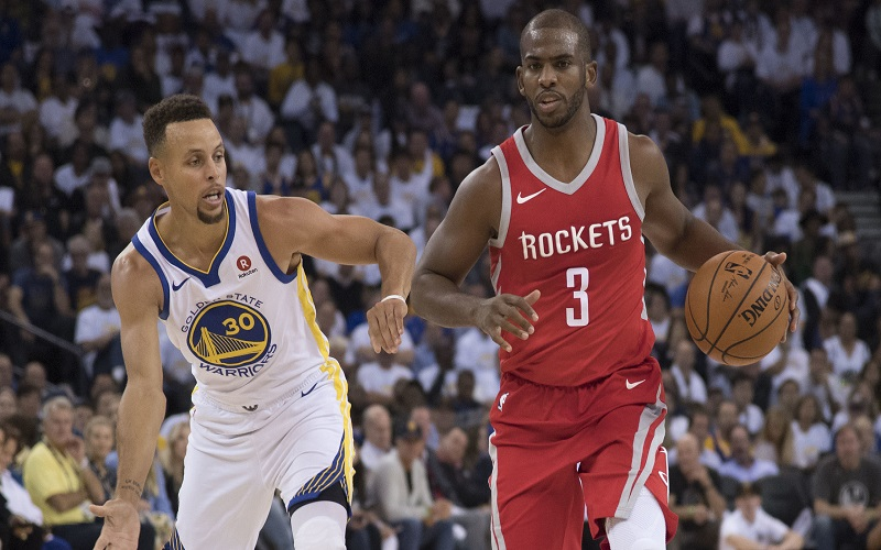 Sans Durant, Golden State parvient à étourdir Houston — NBA NBA