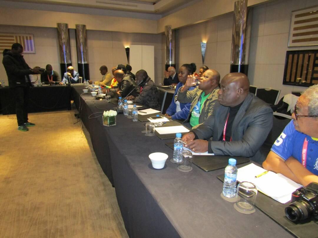 Il fait l'actu : Ahmad Ahmad, président de la CAF