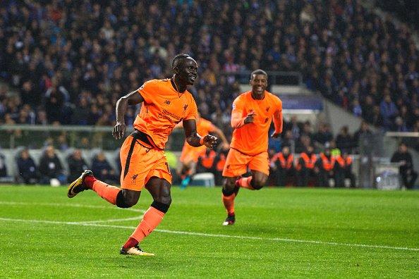LDC: Porto/ Liverpool: Sadio Mane attendu pour guider les Reds