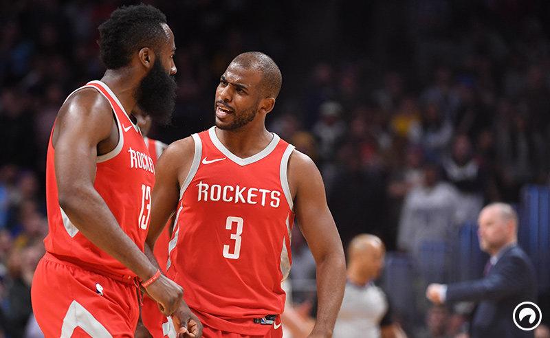 Les Raptors freinent les Rockets, 108-105