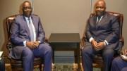 Ali Bongo Ondimba et Macky Sall