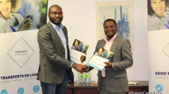 Transfert d'argent: Partenariat entre Squares Union & L'Association des Camerounais du Canada