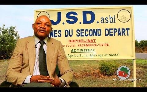 Canada-RDC: Focus sur un l'orphelinat de JSD, construit par un canadien d'origine congolaise.
