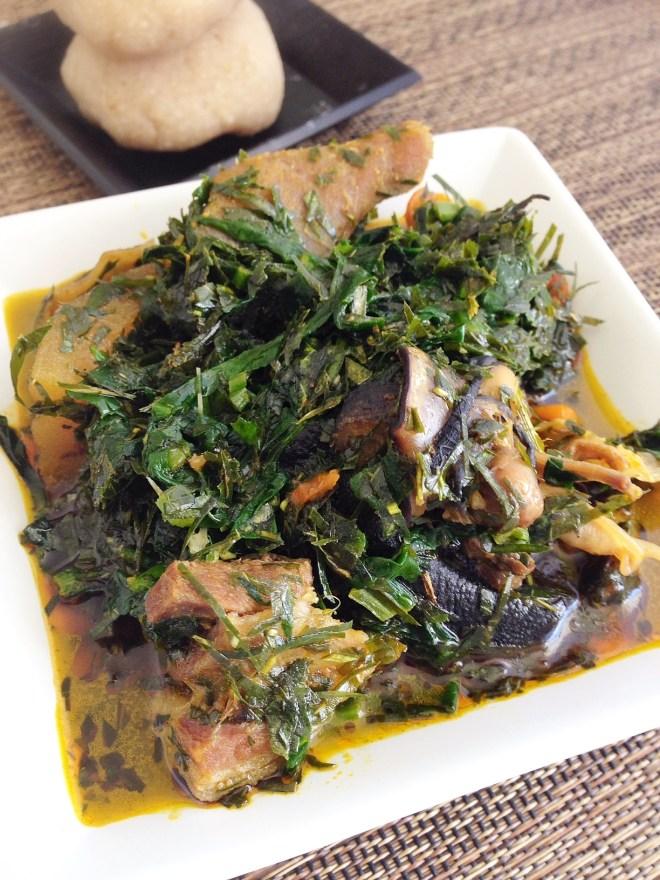 eru_afang_vegetable_soup