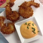 Breaded Shrimp and Spicy Mayo