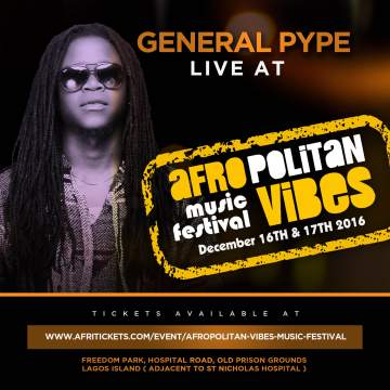 Pype Festival Flyer