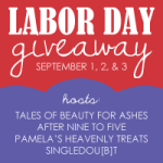 Labor Day Giveaway : Day 1