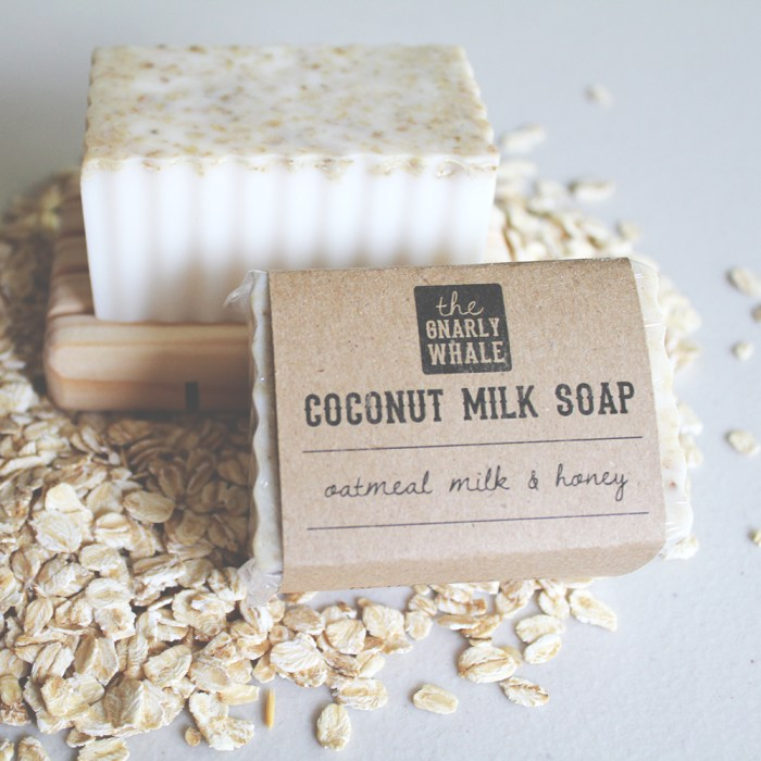 Soap - Oatmeal Milk and Honey 2