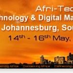 Afri-Tech Technology and Digital Marketing Summit- Johannesburg South Africa