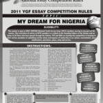 Yakubu Gowon Foundation Essay