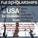 Full Scholarships in US