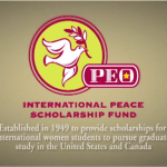 PEO International Peace Scholarships for Women to Study in USA and Canada 2016/2017