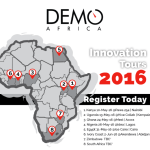 Apply for the Opportunity to Showcase Your Startup at 2016 DEMO Innovation Tech Tours