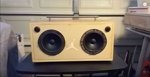 Bluetooth BoomBox