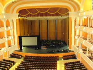 Gaillard Center Main Performance Hall