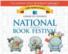 National Book Festival source-loc.gov