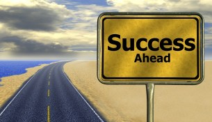 career - success