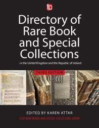 directory of rare books