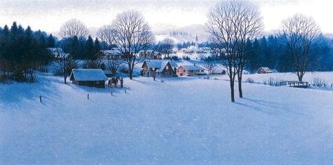 エデルシュタイン村へ(ジグレ)