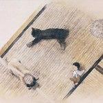 小島加奈子「おひるね(売却済み)」