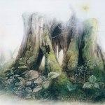 小島加奈子「森への祈り(売却済み)」