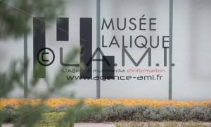 Nouvelle exposition temporaire chez Lalique. Lalique et l'Art du Voyage - L'Agence Multimédia d'Information