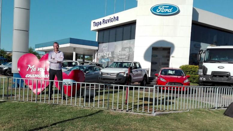Ford Paraguay alcanza su certificación ISO9001:2015 de la mano de consultora colombiana