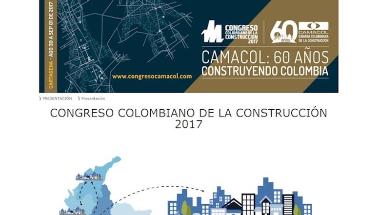 Todo listo para el evento más importante de la construcción en Colombia