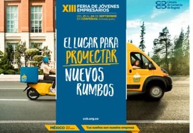 Inició XIII Feria de Jóvenes Empresarios en Corferias