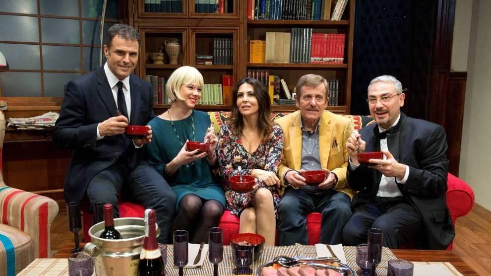 """La recensione di """"Signori…Le paté de la maison"""",commedia brillante portata in scena nei teatri italiani da Sabrina Ferilli e Maurizio Micheli."""