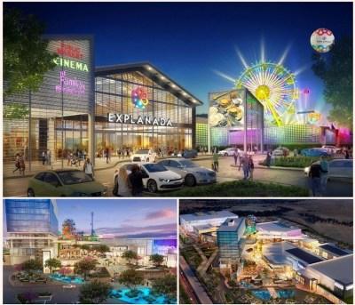 Video y fotos: Mall Entertainment en San Luis Potosí ...