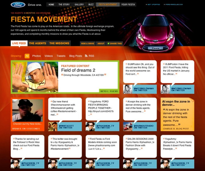 Fiesta Movement