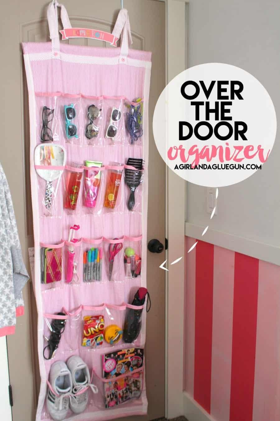 Fullsize Of Over The Door Organizer