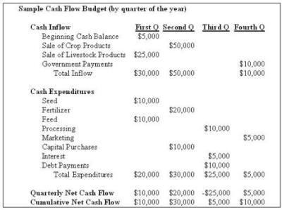 Understanding Cash Flow Analysis | Agricultural Marketing Resource Center