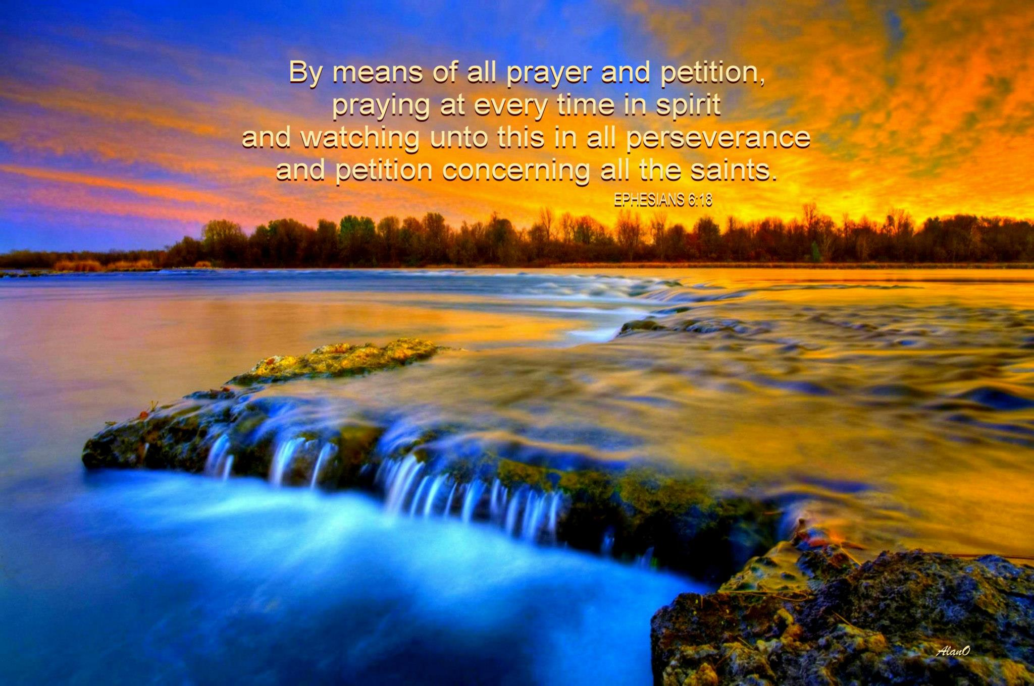 Exercising To Pray Unceasingly By Calling On The Lord And