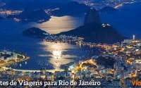 Pacotes de Viagens para o Rio de Janeiro 2017: Onde e como comprar!