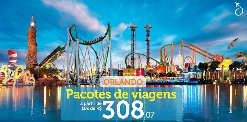 Pacotes de viagens para Orlando 2017