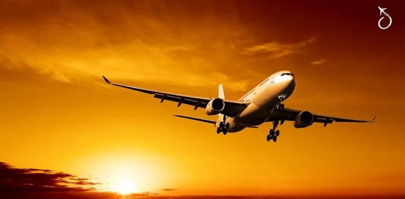 Passagens aéreas baratas de madrugada
