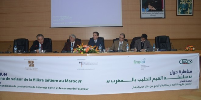 Une convention de partenariat signée entre la FIMALAIT et CECAMA