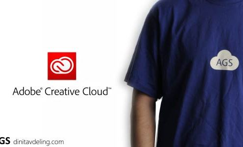 AGS dinitavdeling leverer Adobe Creative Cloud