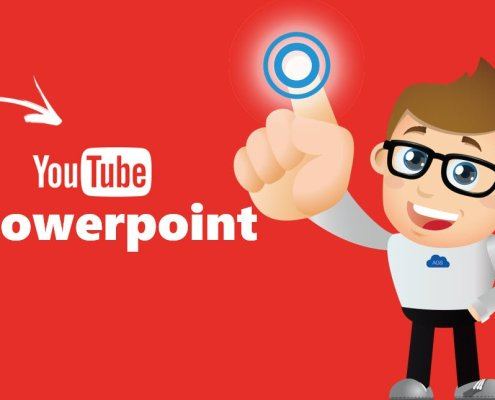 sette inn en Youtube video i Powerpoint