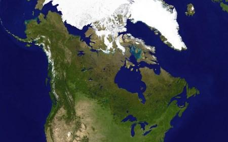 בין האוקיינוס השקט לאטלנטי שוכנת מדינת הענק - קנדה