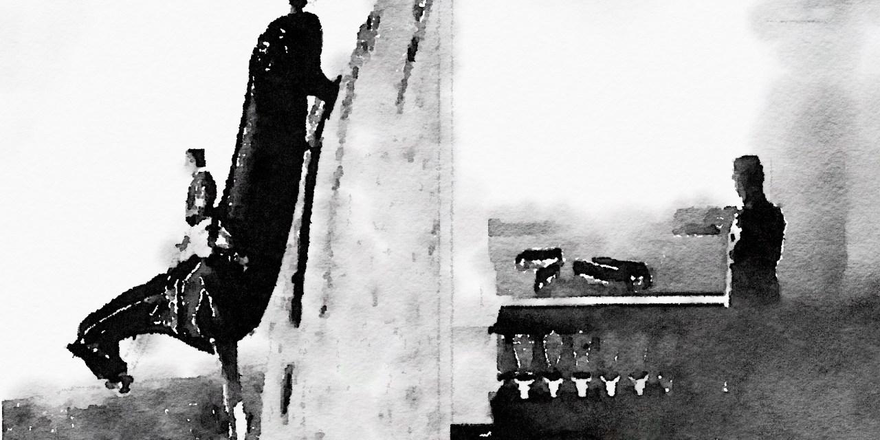 Goodbye, long horses